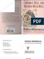 Edward and Mildred Hall - Hidden Differences 1990 (Key Concepts)