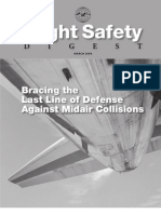 Bracing the Last Line of Defense Against Midair Collisions
