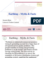 Earthing Facts