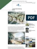 Hongqiao Business District Winning Proposal _ MVRDV _ ArchDaily