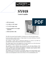 SY018  load cell