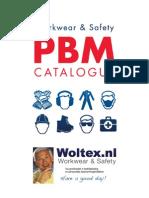 Bedrijfskleding & Persoonlijke Bescherming - PBM Catalogus Woltex.nl