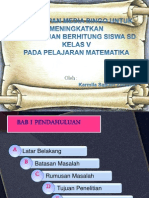 Simulasi Seminar Proposal