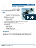 Compact Variable Compressors