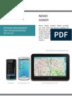 Nemo Handy Brochure Jan 2013
