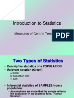 Introduction to Statistics53004300