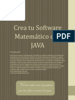 Software Matematico Manual