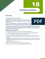 Rheumatoid Arthritis 2