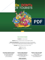Dos and Donts for Tourists in Myanmar