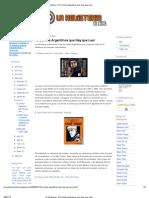 La Revisteria_ 10 Comics Argentinos que Hay que Leer.pdf