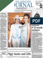 The Abington Journal 05-15-2013