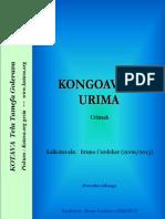 50 kongoavafa urima ~ 50 Kikongo proverbs (Congo)