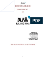 Dlf business research report Delhi