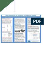 CBM field compressor selection