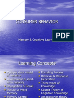 Memory _ Cognitive Learning