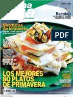 Cocina Mia - Los Mejores 80 Platos de Primavera [Abril-Mayo 2013]