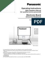 UB 8325 OperatingInstructions