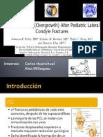 Presentacion Espolon Lateral en FCL Pediatricas