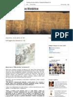 Em Busca do Jesus Histórico_ O Enigma de Gênesis 6