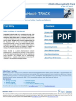 Four-S Fortnightly PharmaHealth Track 9th Jan - 21st Jan 2012