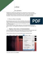 Udrive Manual for Mac OS X