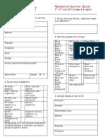 Student Application Form 2013 1bf92023b