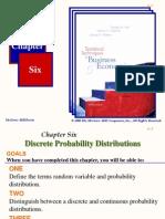 Distribusi Teoritis Diskrit