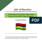 Mauritius Trade Report by Siyaduma Biniza.pdf