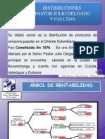 6 Distribuciones Pastor Julio