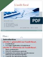 L'Audit Fiscal