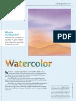 Mediapedia Watercolor