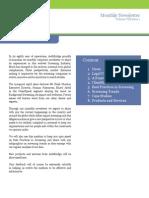 AuthBridge Newsletter Volume VIII Issue 1