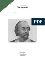 Flaubert Tre Rac Conti