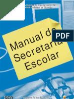 Manual Secretaria Escolar