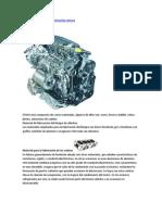 Materiales del motor de combustión interna