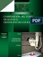 1.2 Definición y tubo de rayos x.