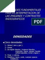 1.6 Densidades fundamentales.