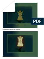 Disecting Existing Animations for Timing Etc the Christmas Tree Angel