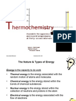 Chemistry 7 Thermochemistry