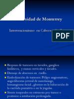 5.7 Intervencionismo en Cabeza y Cuello.