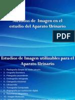 7.1 Métodos de imagen en el estudio del aparato urinario.