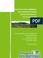 Diagnostico Socio-Ambiental PPLPintascayo