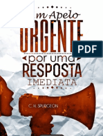 eBook Apelo Urgente Resposta Imediata Spurgeon