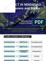 Conflict in Mindanao