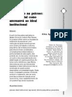Tratamento da psicose - O laço social como alternativa ao tratamento ao ideial institucional