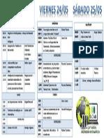Programa IIIJornadasInformaticaUCAB