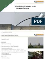 Qualifizierungen in der Werkstoffprüfung / Werkstofftechnik