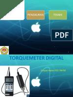A La Tu Kurt or Que Meter Tachometer