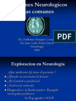 clases de síndromes neurológicos