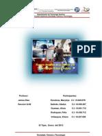 Trabajo de Ciencia y Tecnologia 2013